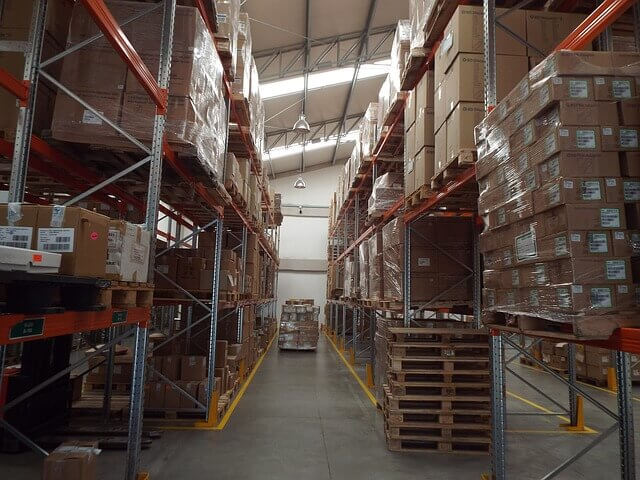 Bonded CFS Warehouse